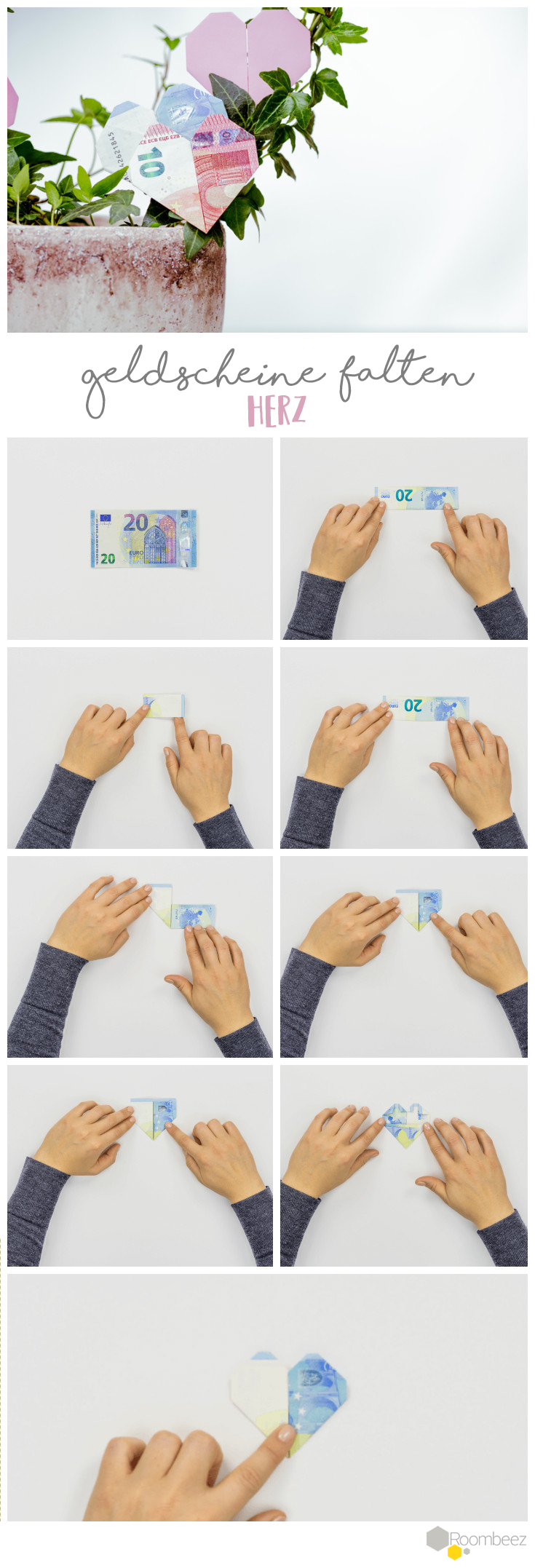 Geldscheine Falten 10 Falttechniken Schritt Fur Schritt Erklart