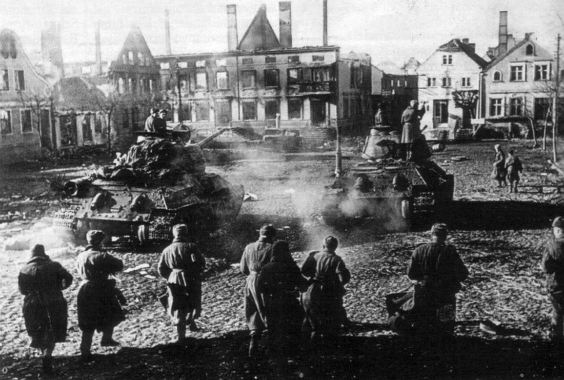 Frauenburg 1945 Kenigsberg 1255 1947 Калининград
