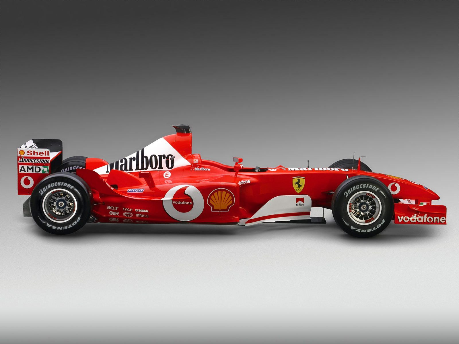 2003 Ferrari F2003GA Ferrari f1, Ferrari car, Ferrari