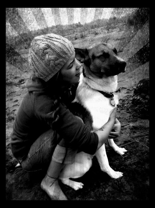 Whoever said diamonds are a girl's best friend...never owned a dog.
