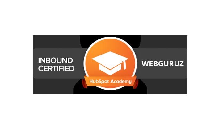 Webguruz Technologies has a team awarded with #HubSpot inbound ...