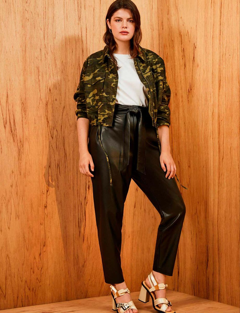 Easy V Neck Tunic | Women's Plus Size Tops