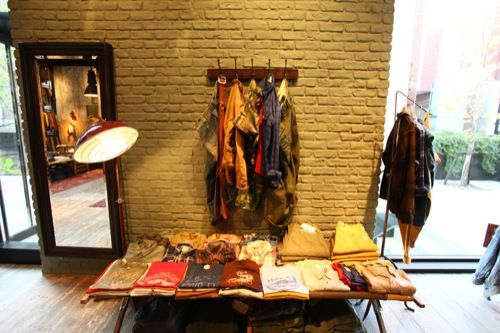 Levi's Vintage Clothing Store