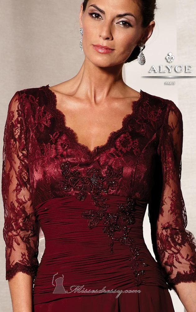 Alyce Gowns for Mother