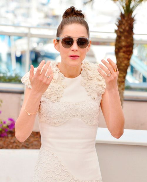 Marion Cotillard at 2013 Cannes Film Festival