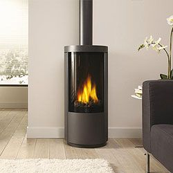 Drugasar Circo Balanced Flue Gas Stove Small Apartment