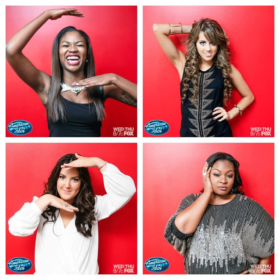 Watch the beautiful Top 4 strike a pose: http://americanidol.tumblr.com/