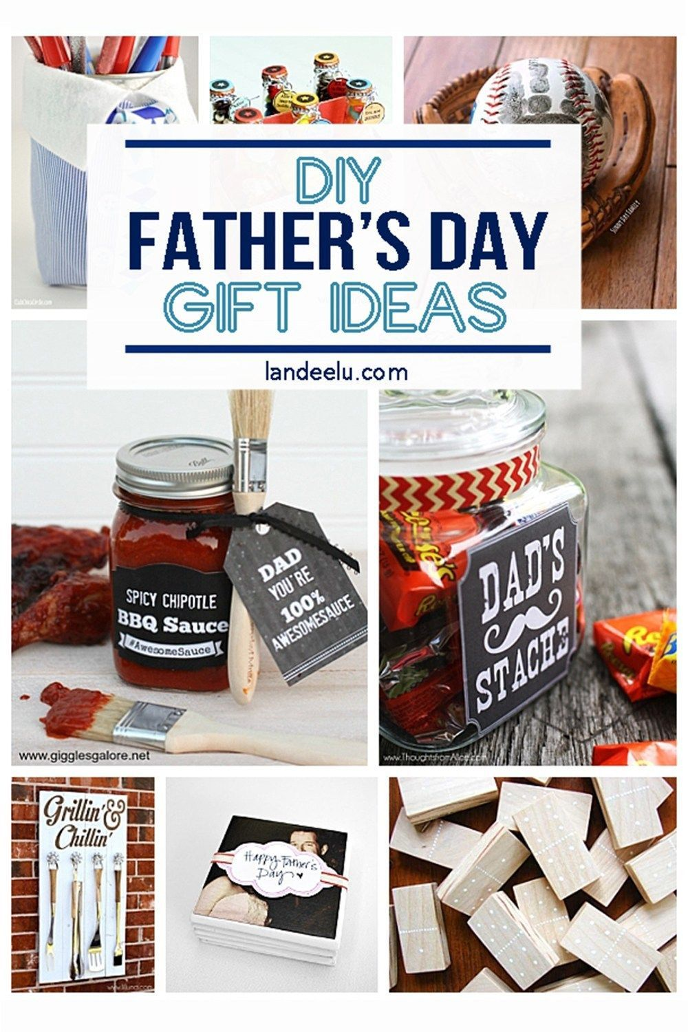 21 diy fathers day gifts to celebrate dad fathers day