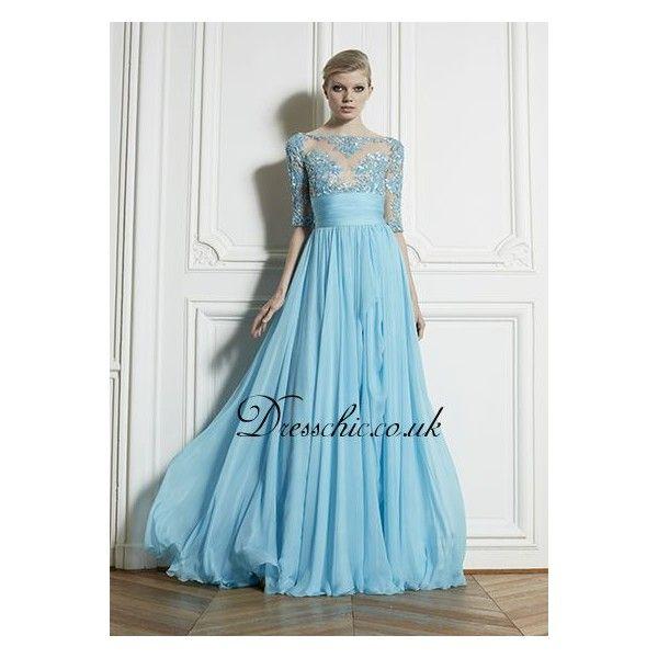 Light blue prom dresses uk cheap