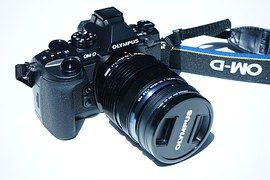 Kamera, Olympus, Digitalkamera