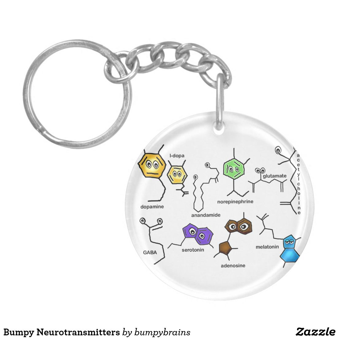 Create your own acrylic keychain mathematics gifts