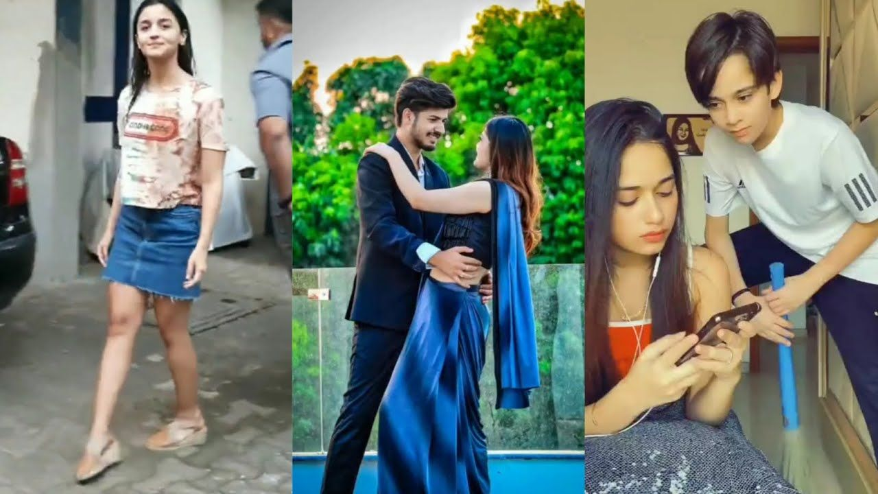 Today S Best Latest New Tiktok Musically Video Romantic Funny Comedy In 2020 Comedy Romantic Music