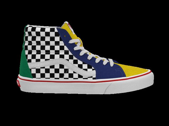 Vans® Custom Sk8-Hi   Design Your Own Sk8-Hi at Vans