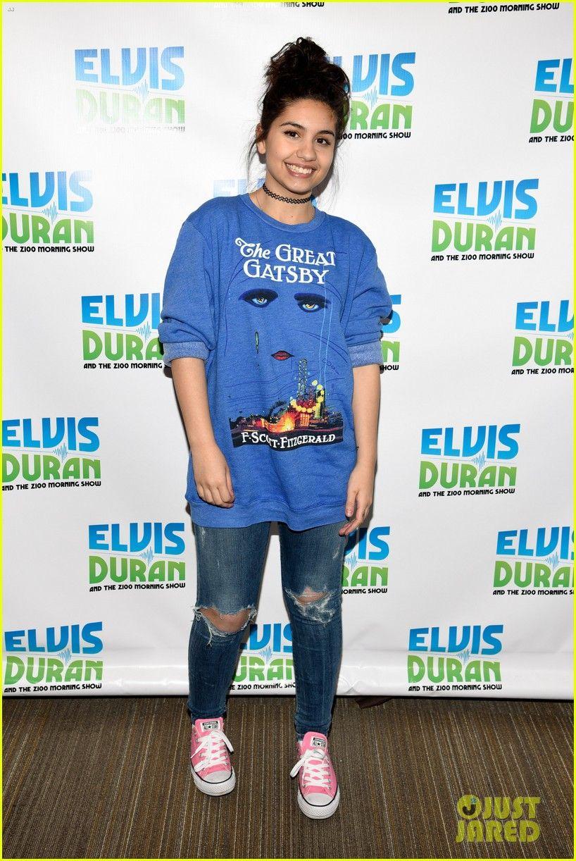 Alessia Cara No 1 Elvis Duran 04 Cantores Alessia Cara Looks
