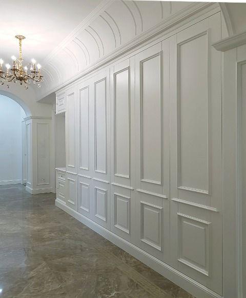 HIDDEN, l'armadio a scomparsa | Arredamento corridoio ...