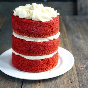 Торт «Красный бархат» от Andy Chef | Рецепт | Десерты ...