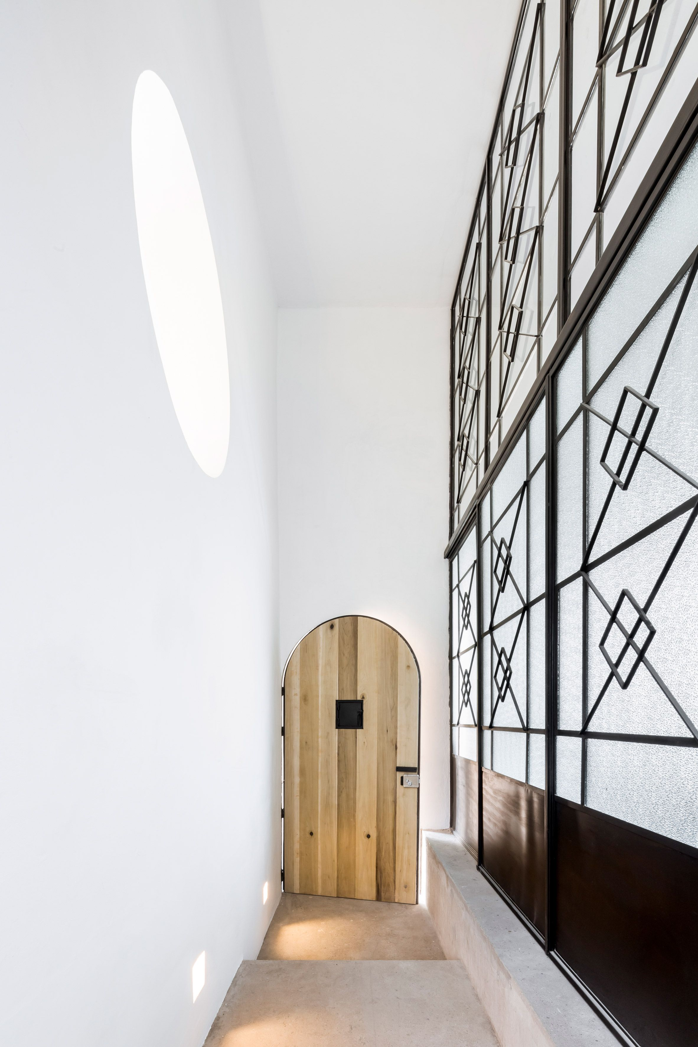 Delfino lozano transforms traditional guadalajara house into light filled family home