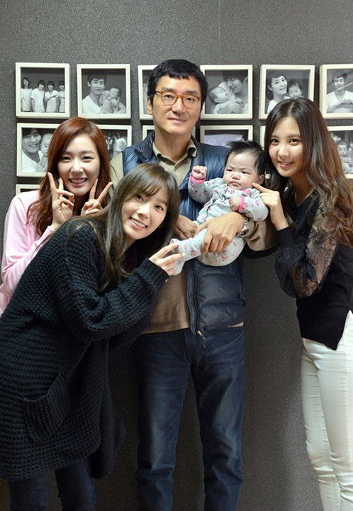 Taetiseo baby SNSD