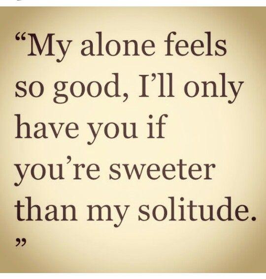 Yes. Never settle.