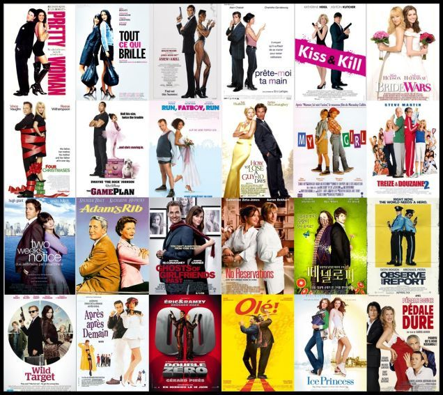 Have You Ever Noticed That All Movie Posters Look The Same