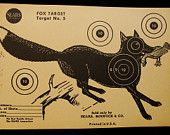 Vintage targets- Etsy Shop