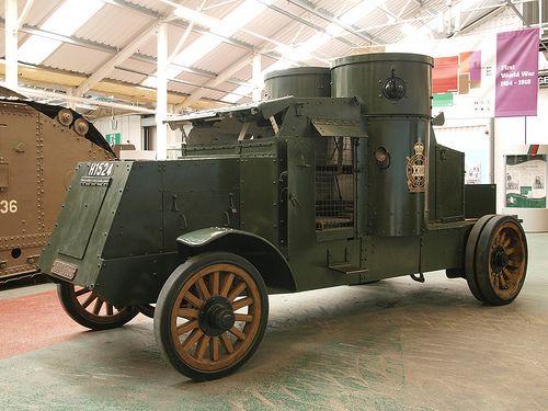 Rare Military Vehicles Gears Guts N