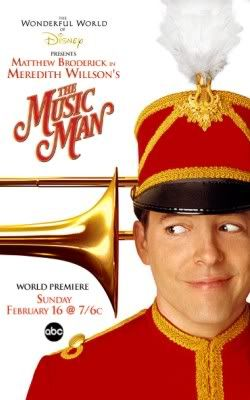 The Music Man 2003 The Music Man Man Movies Matthew Broderick