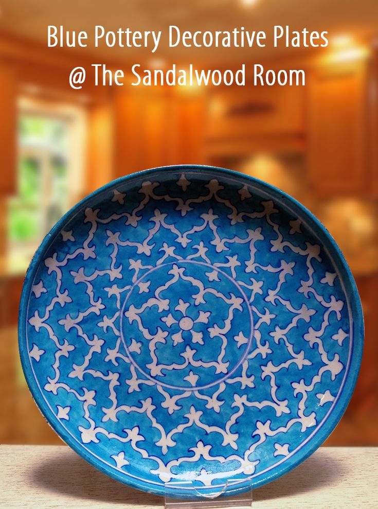 Available at The Sandalwood Room Singapore Jaipur Blue Decorative plates. Product Name Blue  sc 1 st  Pinterest & Available at The Sandalwood Room Singapore Jaipur Blue Decorative ...