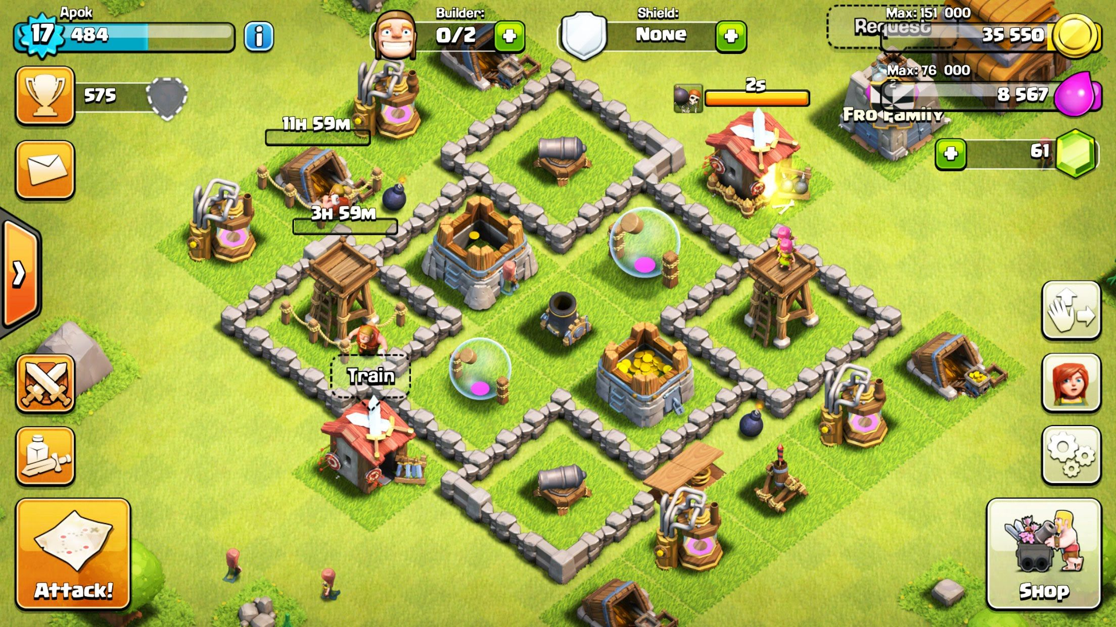 download map clash of clans minecraft pe