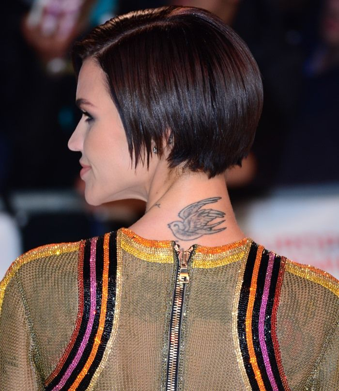 """Ruby Rose attends the European premiere of """"xXx"""": Return of Xander Cage' at Cineworld 02 Arena on January 10, 2017 in London, United Kingdom"""