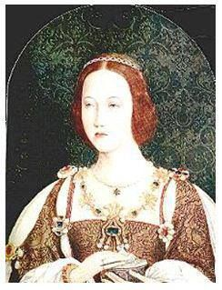 June 25,1533, Mary Tudor, younger sister of King Henry VIII and wife of Charles Brandon, Duke of Suffolk, died at Westhorpe Hall in Suffolk. She was buried at Bury St Edmunds Abbey and later moved to nearby St Mary's Church when the abbey was dissolved.
