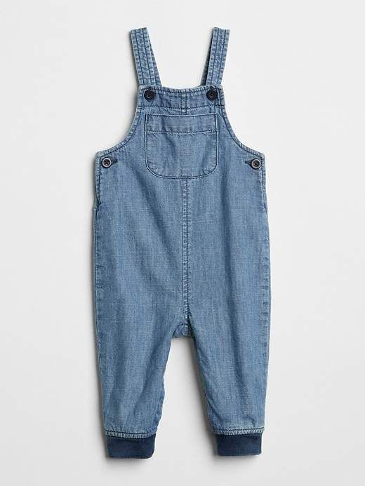 d2ac44b8a Gap Denim Jogger Overalls Toddler Rooms, Simple Dresses, Baby Boy Outfits,  Kid Outfits