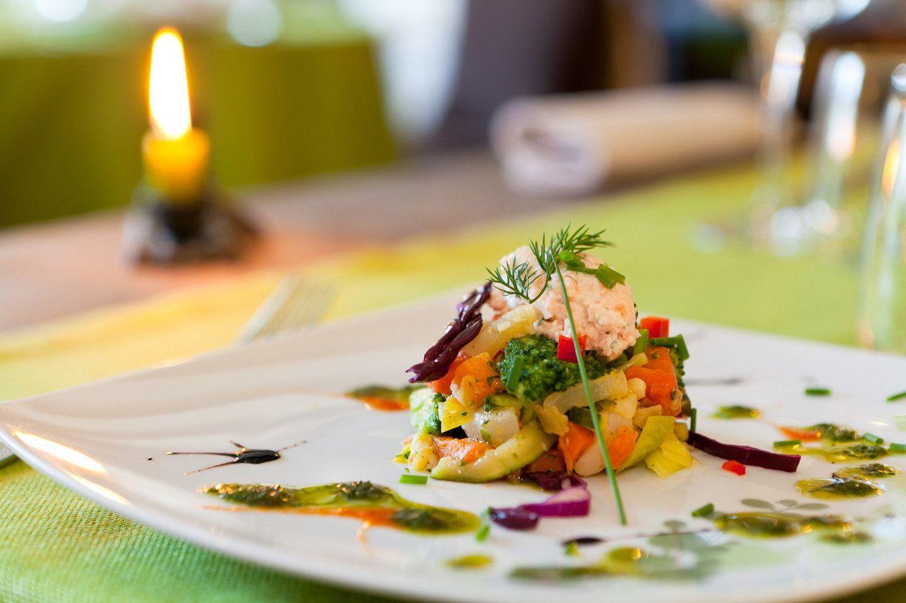 Les Jardins de Brantôme - Hôtel Restaurant   Restaurant ...