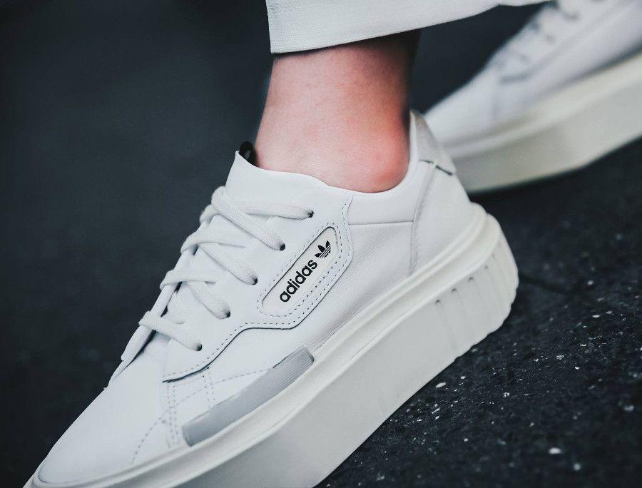 Avis : Adidas Hypersleek W blanche Ftwr White Off White