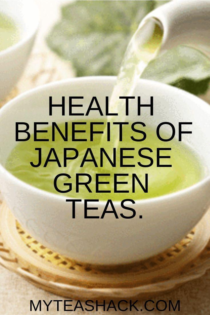 Photo of Health Benefits of Japanese Green Teas. – MY TEA SHACK