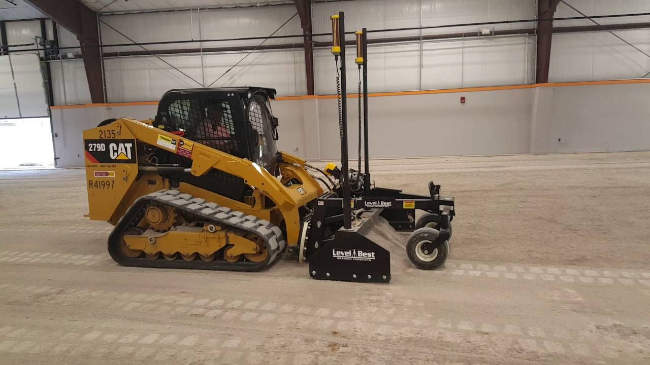 The Cat Industrial Box Blade Loader delivers performance