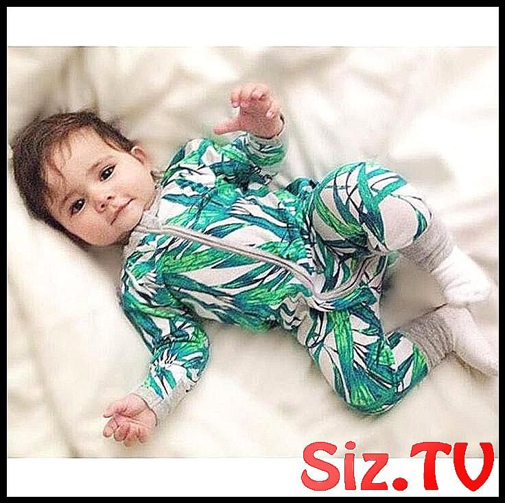 Newborn Baby Boy Clothes Infant Romper Long Sleeve