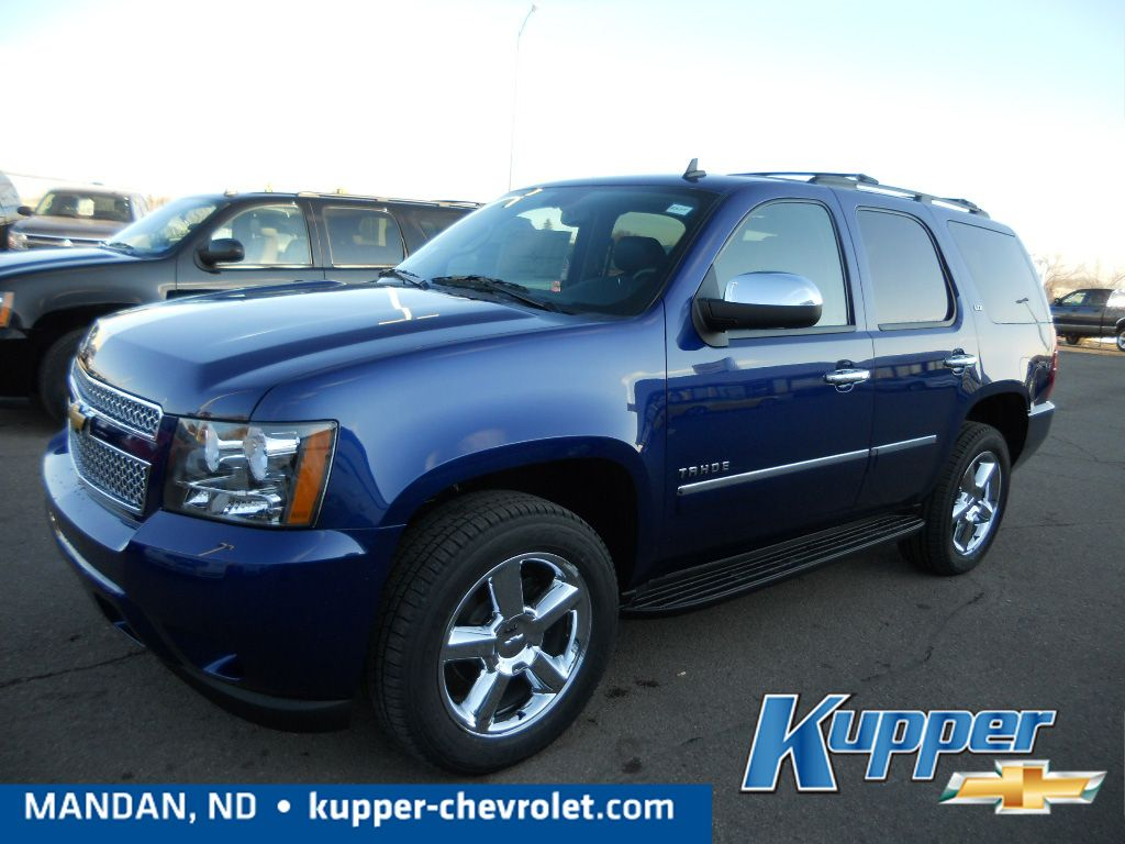 Charming 2012 Chevy Tahoe LTZ From Kupper Chevrolet, Mandan, ND. It Includes Heated  Seats