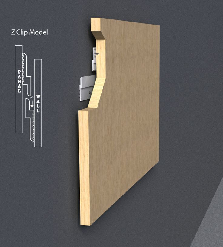 Z Rails And Clips Are A Fast, Easy And Cost Effective Method To Lock In