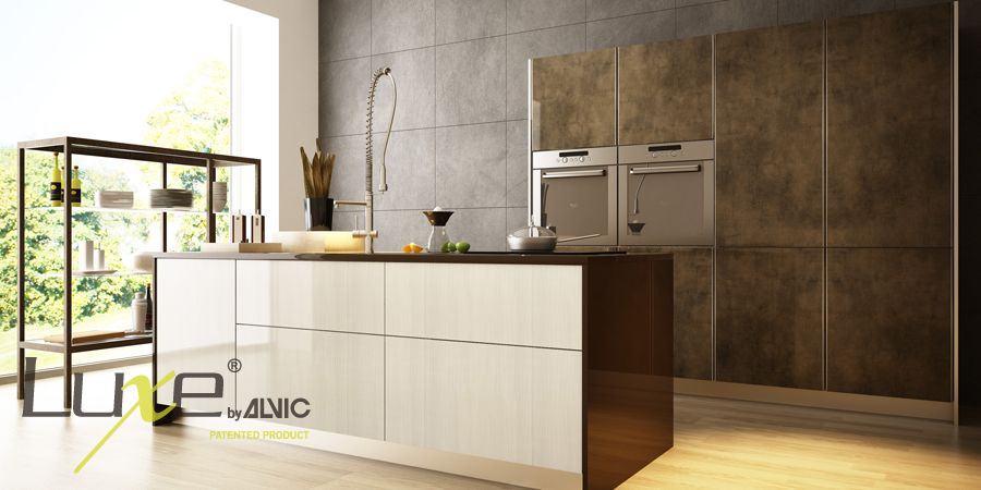 Image result for luxe by alvic | Kitchen Cabinets | Pinterest ...