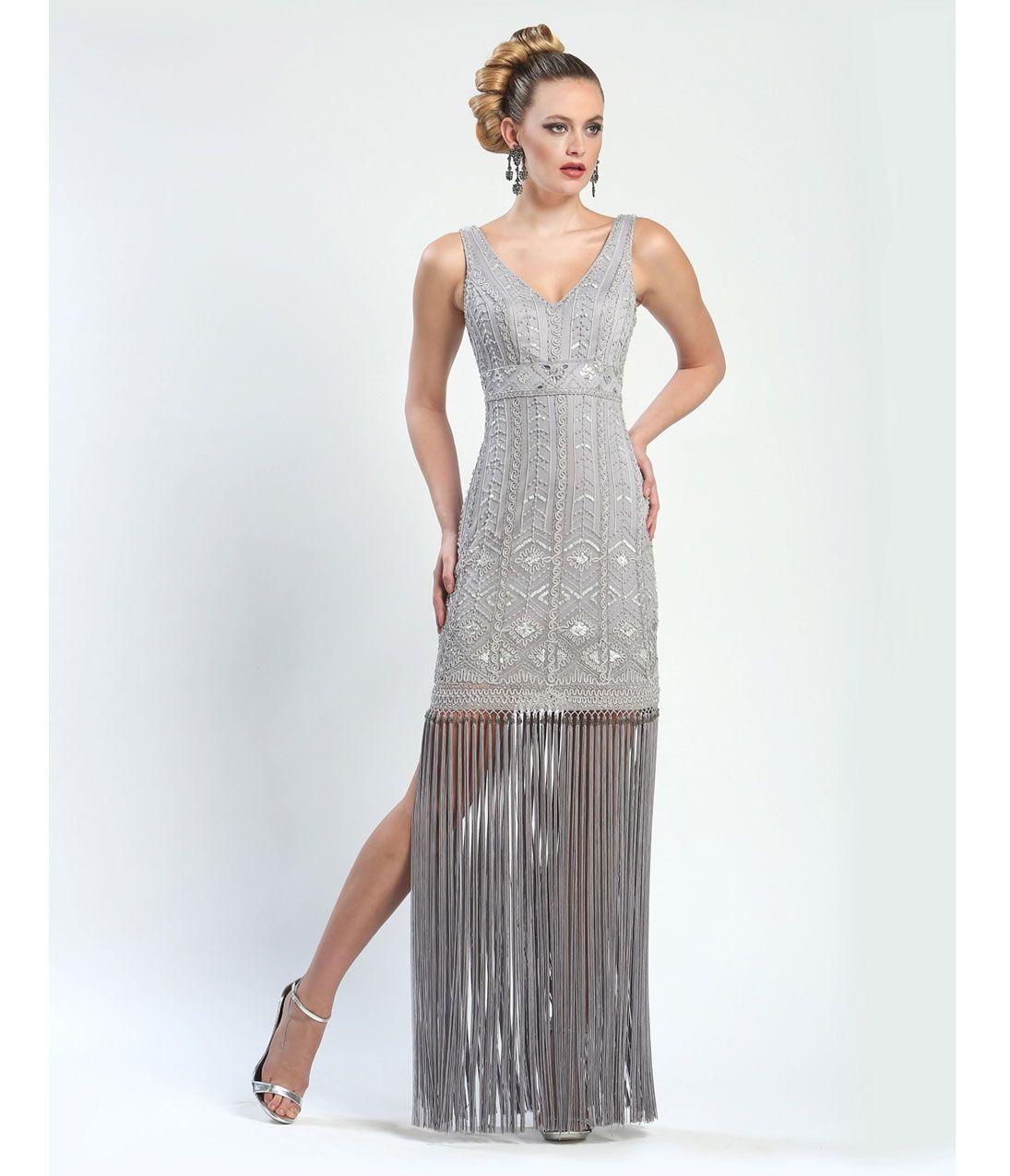 S formal dresses roaring sjazz age pinterest s