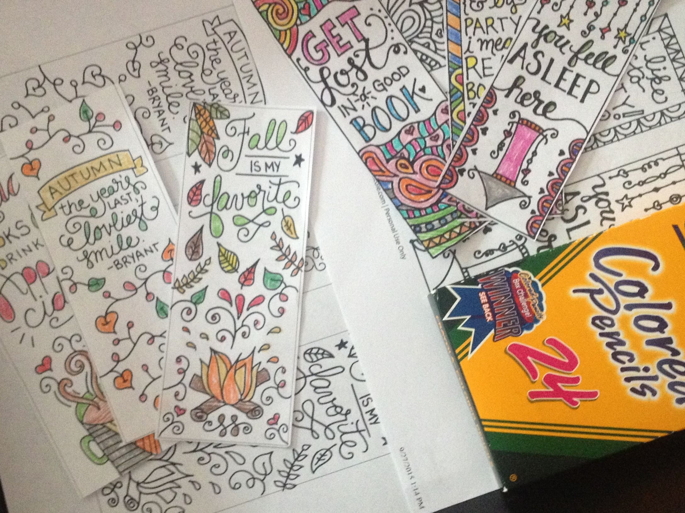 Adult Coloring Therapy Session With Bookmarks Of Course During Book Club Gathering For The Sea Tranquility By Katja Millay
