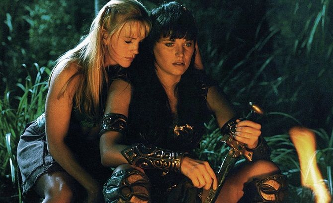 renee o connor nackt