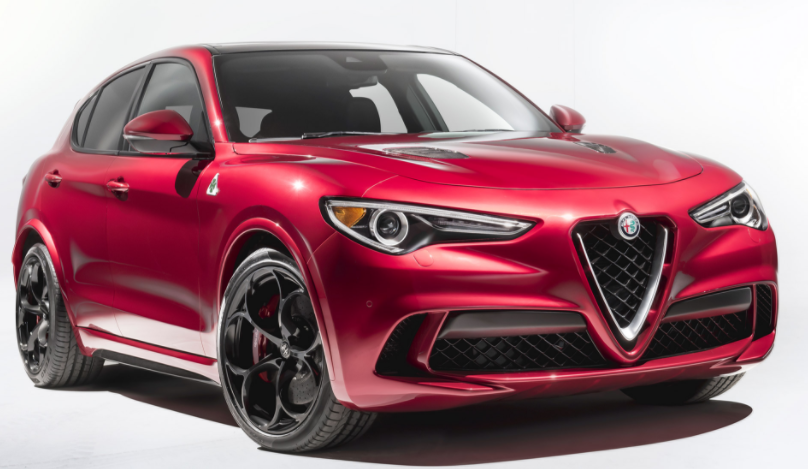 2018 Alfa Romeo Stelvio Colors Release Date Redesign Price 2018