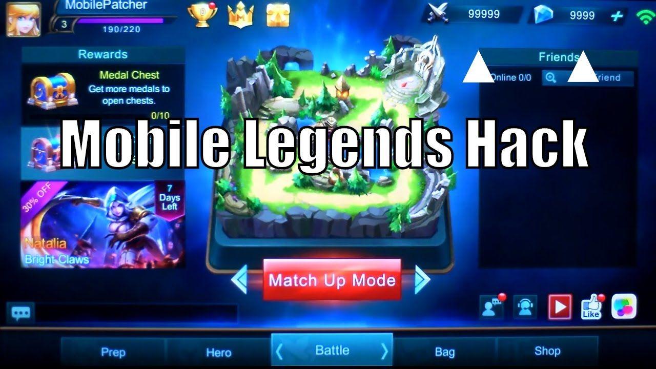 Mobile Legends Hack Online Resources Generator Mobile