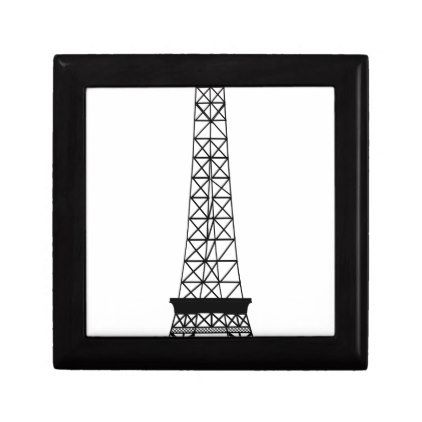 Eiffel tower jewelry box home gifts ideas decor special unique