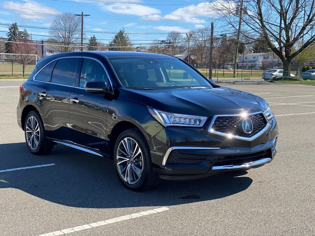 2020 Acura Mdx Technology Package Suv for sale