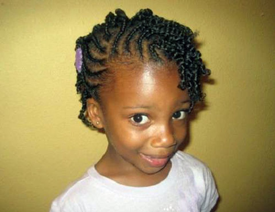 Curly Hairstyle For Toddler : Childrens short curly hairstyles images inofashionstyle.com