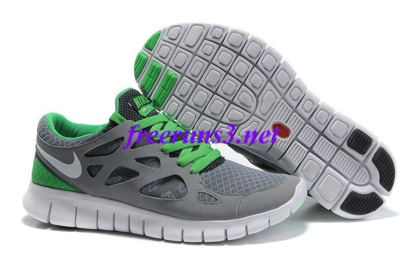 masa facil de manejar Escrutinio  WNO86Y Womens Nike Free Run 2 Stealth White Anthracite Lucky Green Shoes.  cute shoes cheap sale #cute #shoes #chea… | Zapatillas nike, Nike, Carreras  libres de nike
