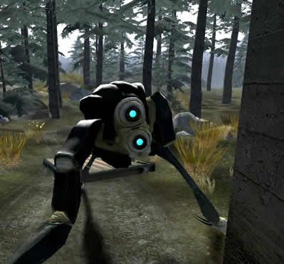 Half Life 2 Episode 2 Hunter | Video Game Stuff | Half life
